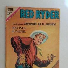 Tebeos: RED RYDER. Nº 229. NOVARO.. Lote 145290562