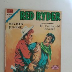 Tebeos: RED RYDER. Nº 217. NOVARO.. Lote 145290782