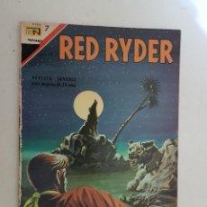 Tebeos: RED RYDER. Nº 166. NOVARO.. Lote 145291046