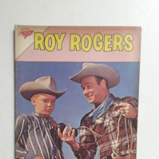 Tebeos - Roy Rogers n° 112 - original editorial Novaro - 145317350