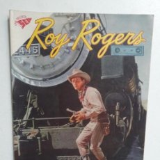 Tebeos - Roy Rogers n° 100 - original editorial Novaro - 152410030