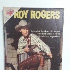 Tebeos: ROY ROGERS N° 75 - ORIGINAL EDITORIAL NOVARO. Lote 145317762