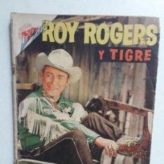 Tebeos: ROY ROGERS N° 52 - ORIGINAL EDITORIAL NOVARO. Lote 145319002