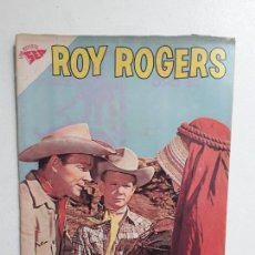 Tebeos - Roy Rogers n° 109 - original editorial Novaro - 145319786