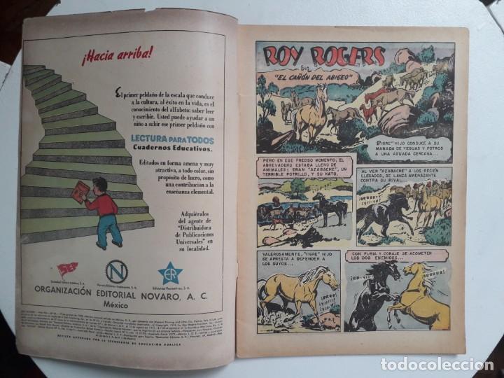 Tebeos: Roy Rogers n° 86 - original editorial Novaro - Foto 2 - 145322450