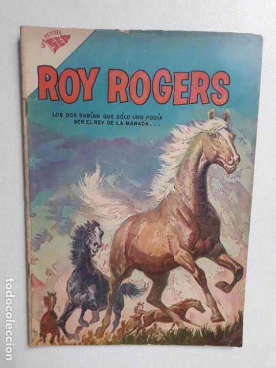 ROY ROGERS N° 86 - ORIGINAL EDITORIAL NOVARO (Tebeos y Comics - Novaro - Roy Roger)