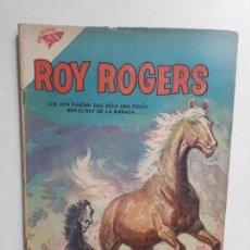 Tebeos: ROY ROGERS N° 86 - ORIGINAL EDITORIAL NOVARO. Lote 145322450