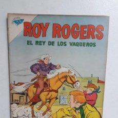 Tebeos: ROY ROGERS N° 93 - ORIGINAL EDITORIAL NOVARO. Lote 145324522