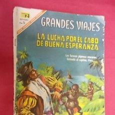 Livros de Banda Desenhada: GRANDES VIAJES. Nº 50. NOVARO. Lote 145551234