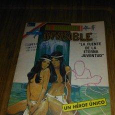 Tebeos: EL HOMBRE INVISIBLE Nº 6 SERIE ÁGUILA. Lote 145632862