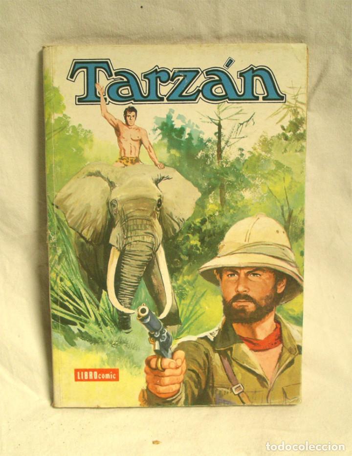 TARZAN LIBROCÓMIC XLVII TARZÁN EDITORIAL NOVARO (Tebeos y Comics - Novaro - Tarzán)
