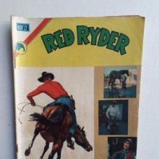Tebeos: RED RYDER N° 294 - ORIGINAL EDITORIAL NOVARO. Lote 145843778