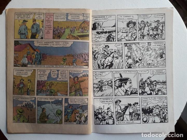 Tebeos: El llanero solitario n° 286 - original editorial Novaro - Foto 3 - 145845514