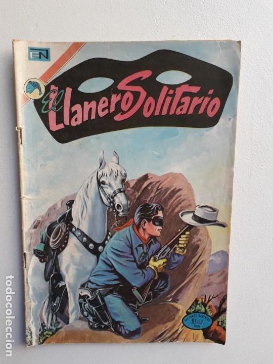 EL LLANERO SOLITARIO N° 286 - ORIGINAL EDITORIAL NOVARO (Tebeos y Comics - Novaro - El Llanero Solitario)
