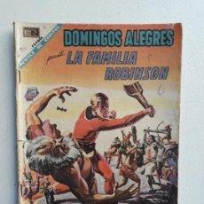 Tebeos: DOMINGOS ALEGRES N° 766 - LA FAMILIA ROBINSON - ORIGINAL EDITORIAL NOVARO. Lote 145852986