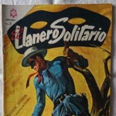 Tebeos: COMIC EL LLANERO SOLITARIO Nº166 ORIGINAL 1966 BUEN ESTADO. Lote 145884430