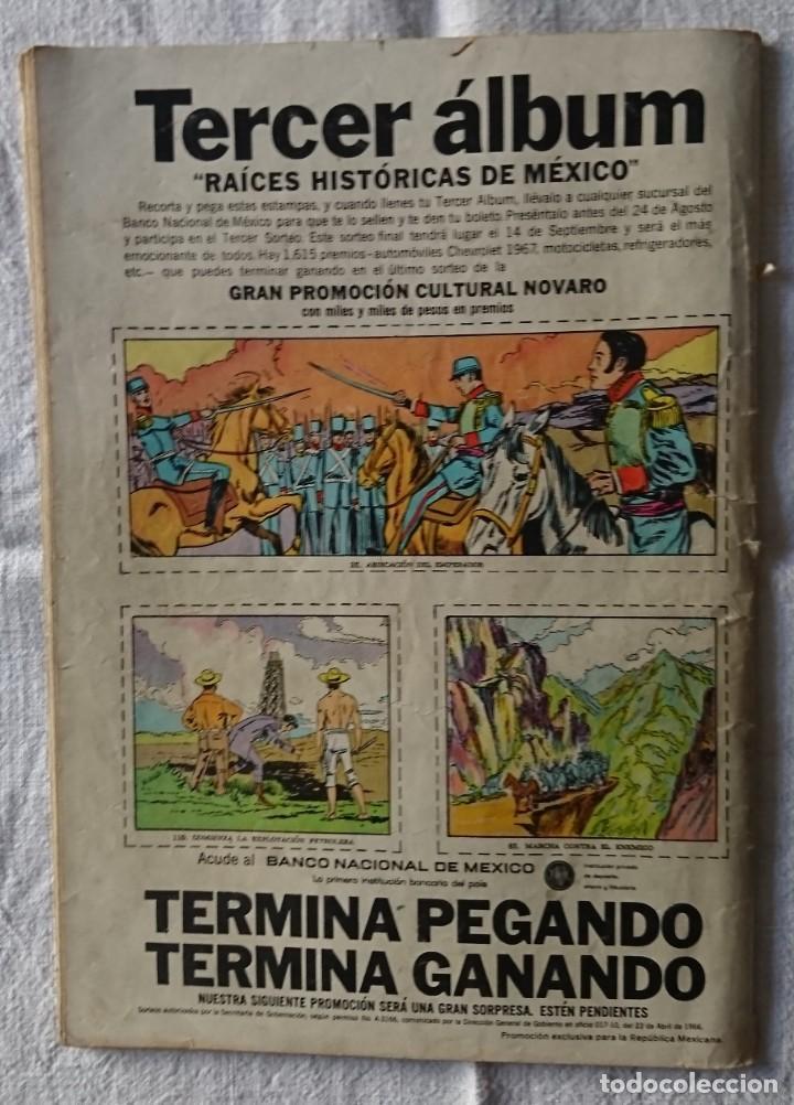 Tebeos: COMIC EL LLANERO SOLITARIO Nº171 ORIGINAL 1967 - Foto 2 - 145884630