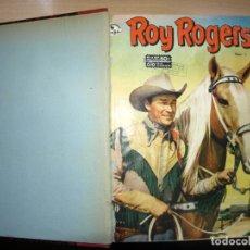 Tebeos: ROY ROGERS - TOMO CÓN 11 NÚMEROS - ORIGINALES - 1, 2, 3, 4, ETC - NOVARO - VER FOTOS. Lote 145898698