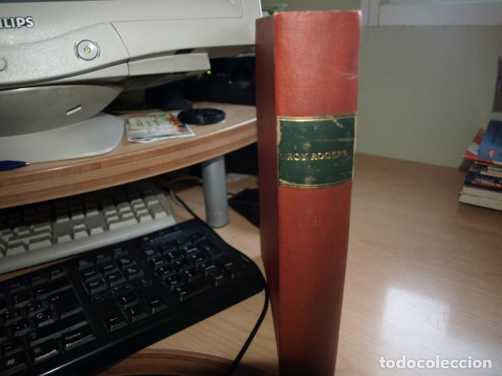 Tebeos: ROY ROGERS - GENE AUTRY -TOMO CÓN 14 NÚMEROS - MUY DIFICILES ORIGINALES - NOVARO - VER FOTOS - Foto 2 - 145899462