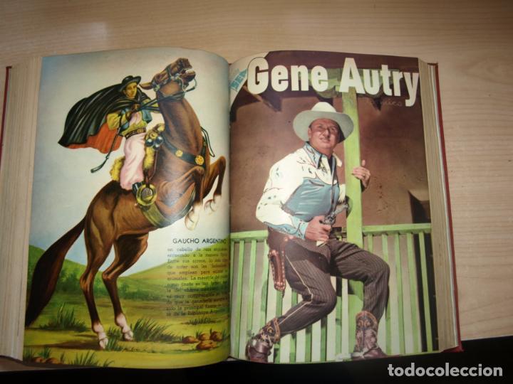 Tebeos: ROY ROGERS - GENE AUTRY -TOMO CÓN 14 NÚMEROS - MUY DIFICILES ORIGINALES - NOVARO - VER FOTOS - Foto 11 - 145899462
