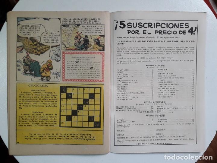 Tebeos: El llanero solitario n° 125 - original editorial Novaro - Foto 3 - 145947402
