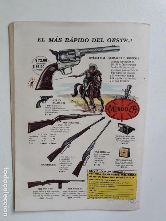 Tebeos: El llanero solitario n° 125 - original editorial Novaro - Foto 4 - 145947402