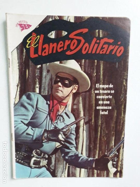 EL LLANERO SOLITARIO N° 125 - ORIGINAL EDITORIAL NOVARO (Tebeos y Comics - Novaro - El Llanero Solitario)