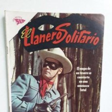 Tebeos: EL LLANERO SOLITARIO N° 125 - ORIGINAL EDITORIAL NOVARO. Lote 145947402