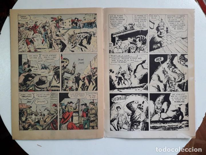Tebeos: El llanero solitario n° 113 - original editorial Novaro - Foto 3 - 145947506