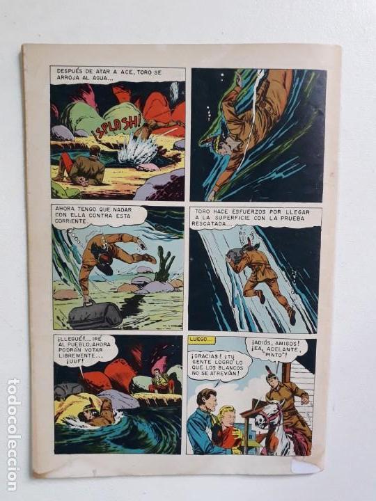 Tebeos: El llanero solitario n° 113 - original editorial Novaro - Foto 4 - 145947506