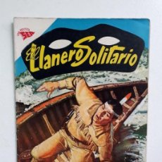 Tebeos: EL LLANERO SOLITARIO N° 91 - ORIGINAL EDITORIAL NOVARO. Lote 145948178