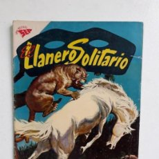 Tebeos: EL LLANERO SOLITAIRO N° 93 - ORIGINAL EDITORIAL NOVARO. Lote 145948366