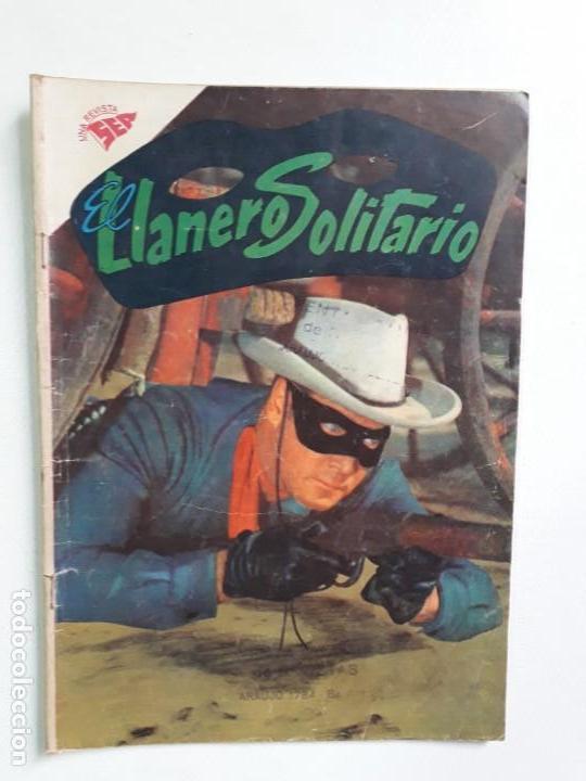 EL LLANERO SOLITARIO N° 84 - ORIGINAL EDITORIAL NOVARO (Tebeos y Comics - Novaro - El Llanero Solitario)
