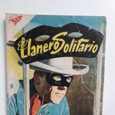 Tebeos: EL LLANERO SOLITARIO N° 61 - ORIGINAL EDITORIAL NOVARO. Lote 145949302