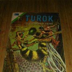 Livros de Banda Desenhada: TUROK Nº 89 SERIE ÁGUILA MUY DIFÍCIL NOVARO. Lote 145992758