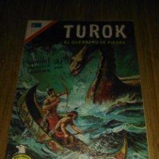 Livros de Banda Desenhada: TUROK Nº 92 SERIE ÁGUILA MUY DIFÍCIL NOVARO. Lote 145993450