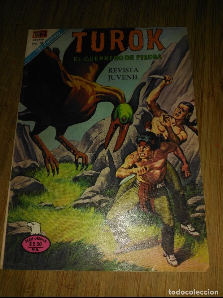 TUROK Nº 111 SERIE ÁGUILA NOVARO (Tebeos y Comics - Novaro - Otros)