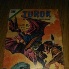 Livros de Banda Desenhada: TUROK Nº 125 SERIE ÁGUILA MUY DIFÍCIL NOVARO. Lote 145999334