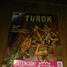 Tebeos: TUROK Nº 162 SERIE ÁGUILA NOVARO. Lote 146002654