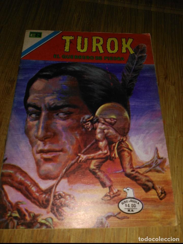 TUROK Nº 173 SERIE ÁGUILA MUY DIFÍCIL NOVARO (Tebeos y Comics - Novaro - Otros)