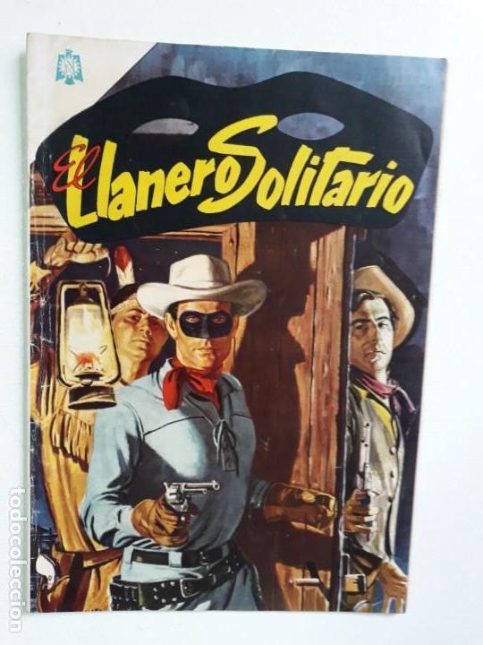 EL LLANERO SOLITARIO N° 161 - ORIGINAL EDITORIAL NOVARO (Tebeos y Comics - Novaro - El Llanero Solitario)