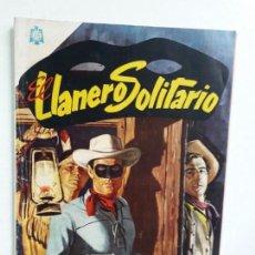 Tebeos: EL LLANERO SOLITARIO N° 161 - ORIGINAL EDITORIAL NOVARO. Lote 146035410