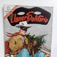 Tebeos: EL LLANERO SOLITARIO N° 165 - ORIGINAL EDITORIAL NOVARO. Lote 146035574