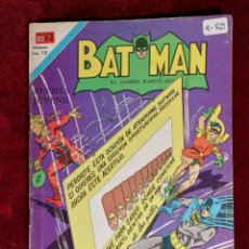 Livros de Banda Desenhada: BATMAN SERIE AGUILA EDITORIAL NOVARO 2 - 829 AÑO 1976. Lote 146342686