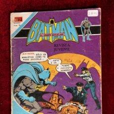 Livros de Banda Desenhada: BATMAN SERIE AGUILA EDITORIAL NOVARO 2 - 875 AÑO 1977 . Lote 146343246