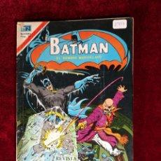 Livros de Banda Desenhada: BATMAN SERIE AGUILA EDITORIAL NOVARO 2 - 907 AÑO 1978. Lote 146343834