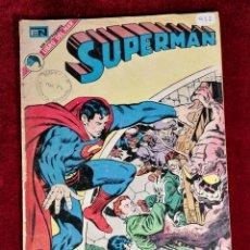 Tebeos: SUPERMAN NOVARO MEXICO 911 MUY DIFICIL 1973. Lote 146347602