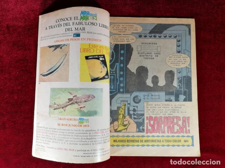 Tebeos: SUPERMAN NOVARO MEXICO 911 MUY DIFICIL 1973 - Foto 2 - 146347602