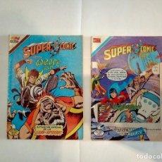 Tebeos: SUPERMAN NOVARO, SERIE SUPERCOMIC ÁGUILA NÚMERO 2-213. AÑO 1981.. Lote 146510938