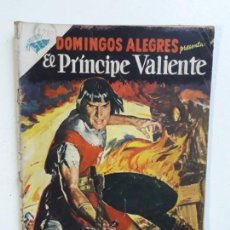 Tebeos: DOMINGOS ALEGRES N° 142 - EL PRÍNCIPE VALIENTE - ORIGINAL EDITORIAL NOVARO. Lote 146713598